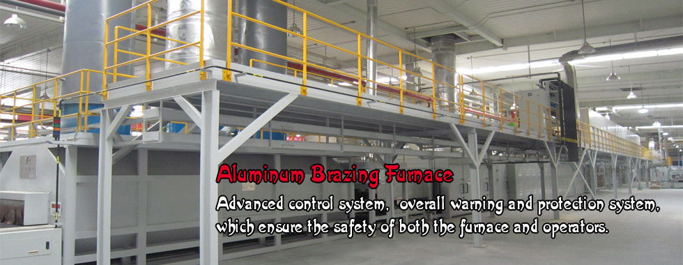 China best Aluminium Brazing Furnace on sales