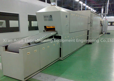 China Line Type High Temperature Brazing Equipment For Aerospace & Aviation supplier