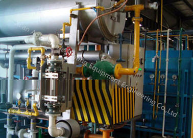 China Stainless Steel Exothermic Gas Generator Brightness Bluing And Blacking Treatment supplier