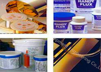 Customized Color Brazing Material With Ultra Flux Aluminum / Copper Brazing Flux