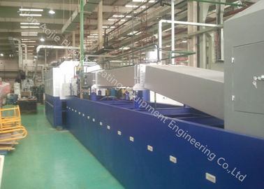 China ICVC High Temperature Brazing Machine 90kw / 100kw / 110kw / 120kw Rated Power supplier