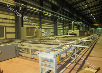 Industrial Continuous Brazing Furnace With Stainless Steel Plate Containing Rare Earth Elements
