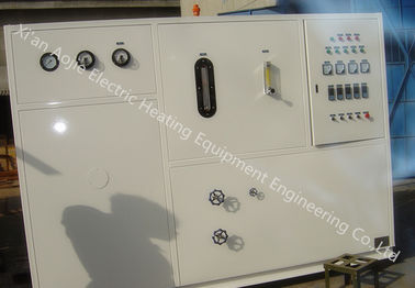 China Stainless Steel Ammonia Cracker Unit , Industrial Electrical Ammonia Decomposition Generator supplier