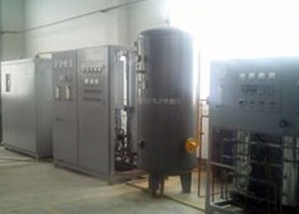 China Gas Blending Equipment Nitrogen - Hydrogen Mixing Device High Precision supplier