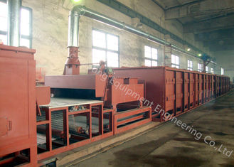 China Electric Heating Aluminum Brazing Furnace , Fireproof Furnace Brazing Equipment supplier