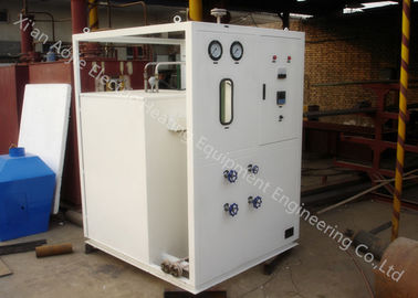 China Stainless Steel Exothermic Gas Generator With Brightness Bluing Treatment supplier