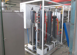China Customized Dimension DX Atmosphere Generator Heat Treatment Equipment 6 KW supplier