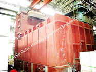 China Car Bottom Steel Tempering Furnace , Heat Treatment Furnace For Industrial factory