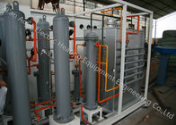 China Hydrogen - Nitrogen Gas Ammonia Dissociator With Electrical Heating Elements factory