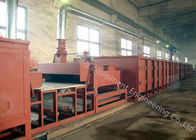 China Electric Heating Aluminum Brazing Furnace , Fireproof Furnace Brazing Equipment factory